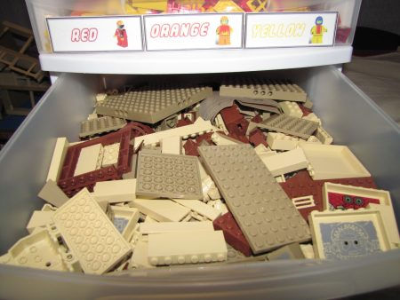 Smart Table For Lego Space Comes To Ikea: Here's Where Certain Toy Bins Can Be Found