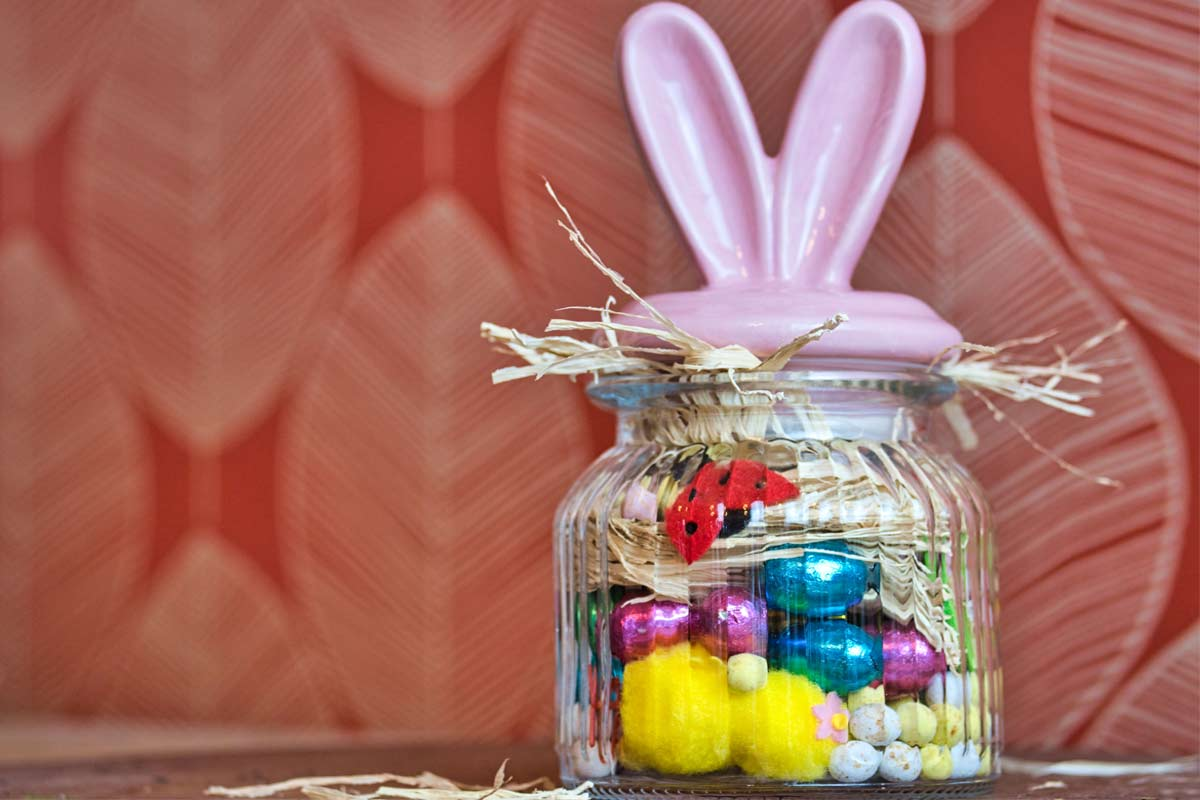 Create Your Custom Candy Jar With More Than A Hundred Varieties Of Sweets