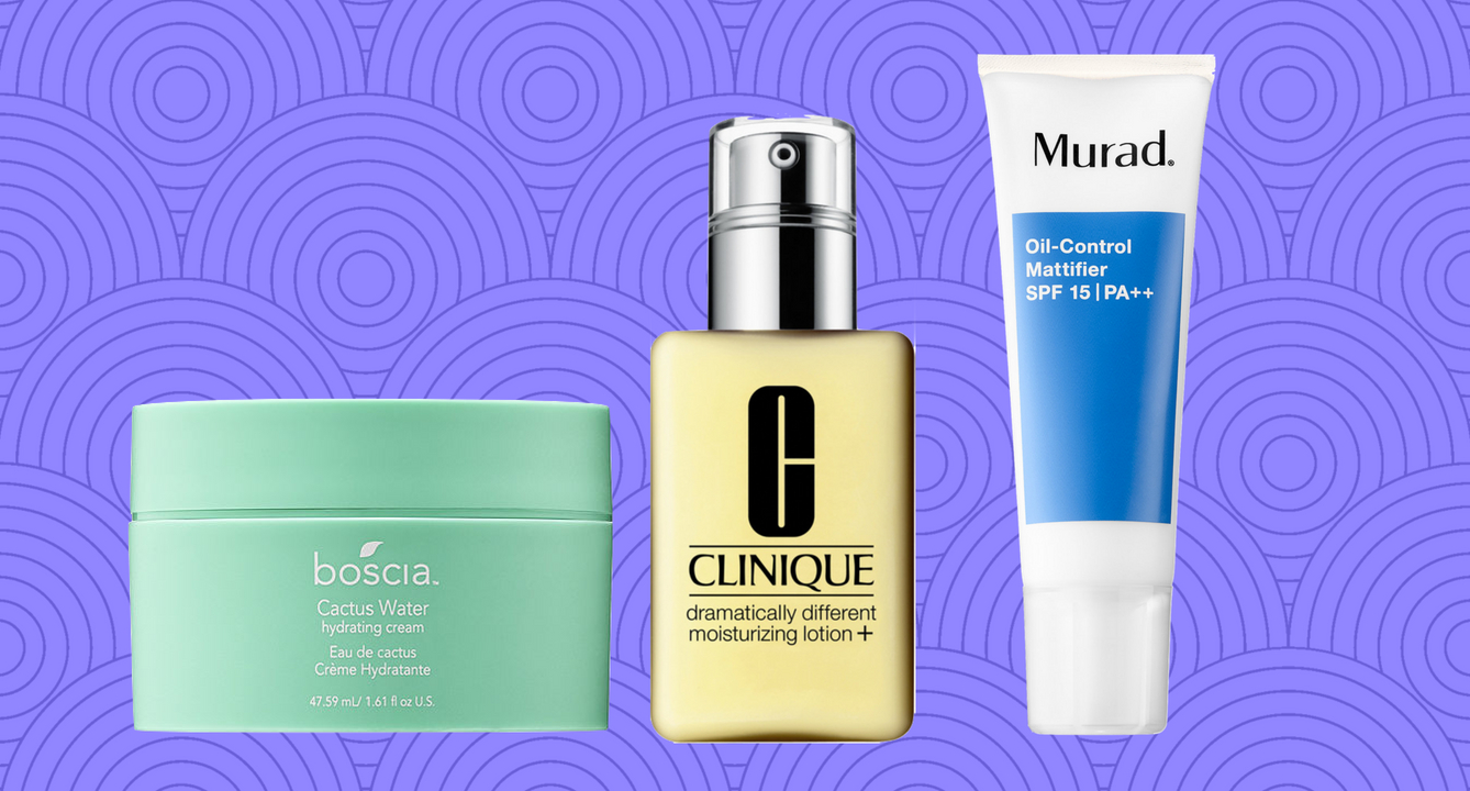 The Best Moisturizers To Use If You Have Oily Skin
