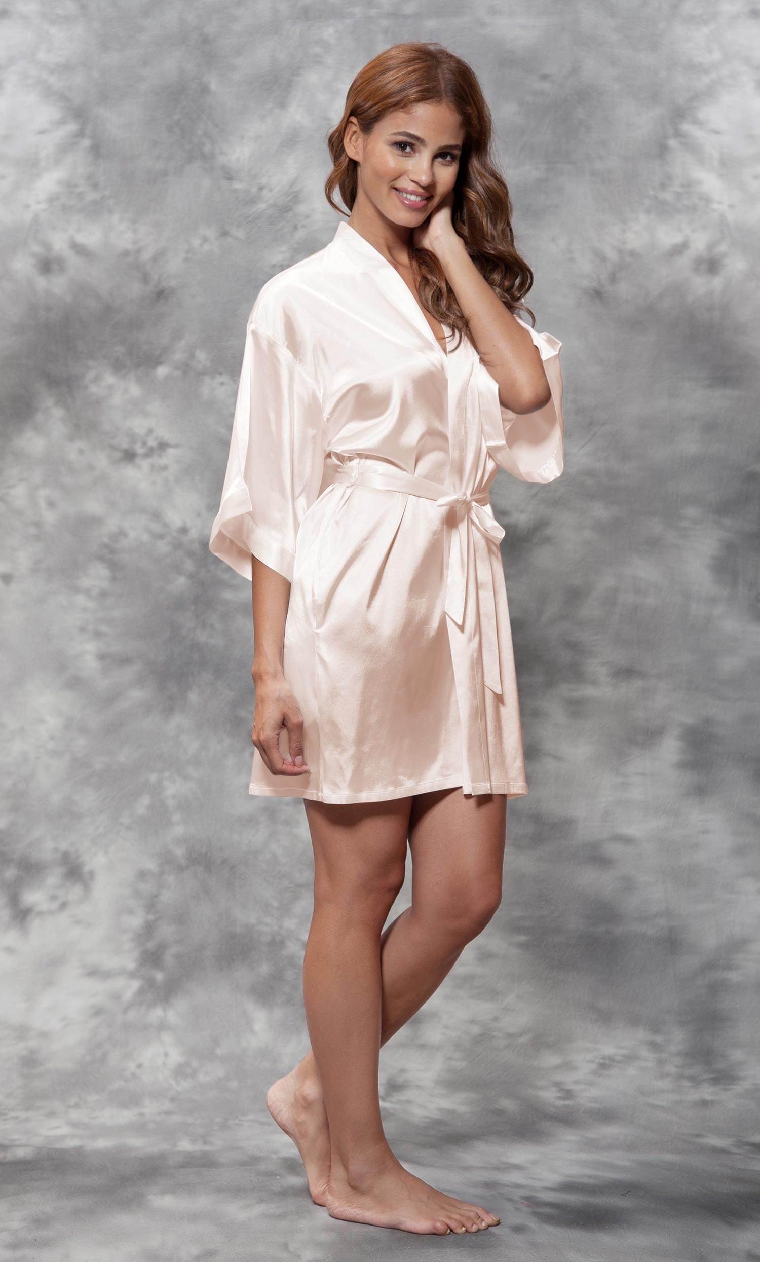 How can you buy the best quality long silk robe?