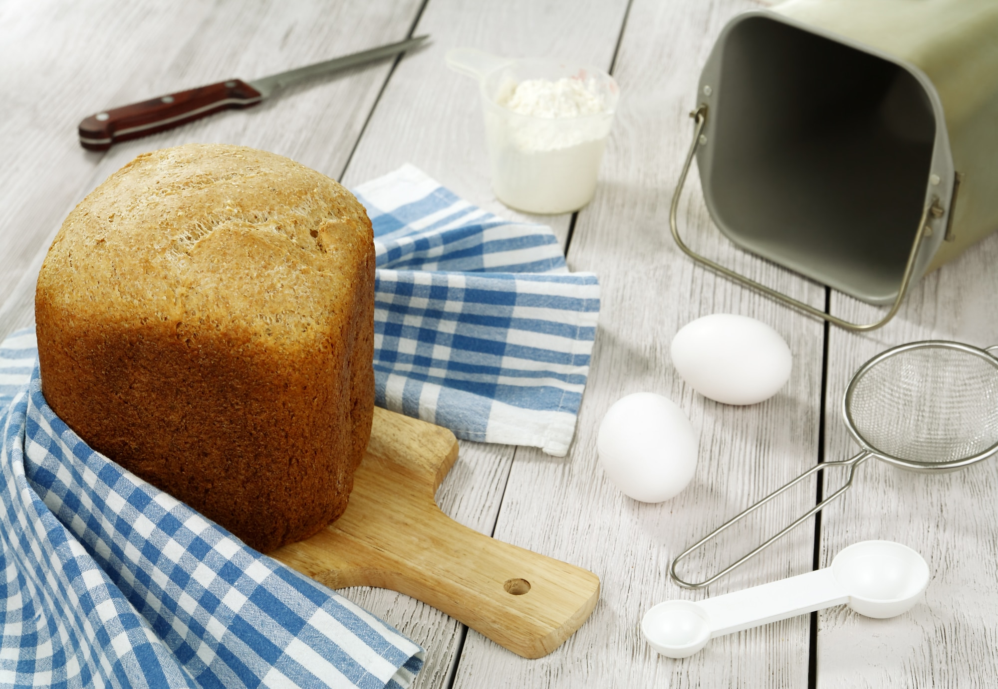 7 things to consider when you are buying a gluten-free bread machine