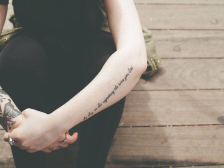 Things To Know Before Having A Tattoo Removed
